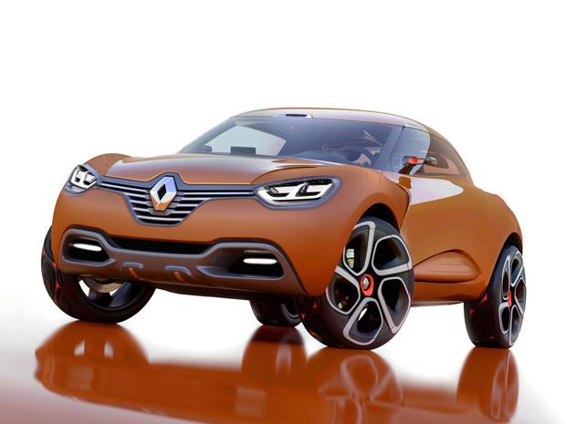 Renault CAPTUR - Crédito: Foto: Divulgação