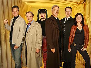 O elenco da série \'NCIS\' - Crédito: Foto: Divulgação