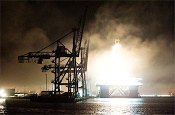 Plataformas de petróleo foram alvo de ataque hacker  - Crédito: Foto: OneEighteen/Creative Commons/CC BY-NC 2.0