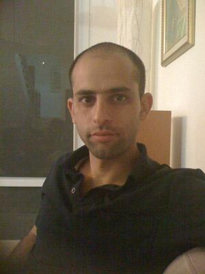Ohad, filho do casal, morto em setembro de 2010.  - Crédito: Foto: Irit Rosenblum / divulgação