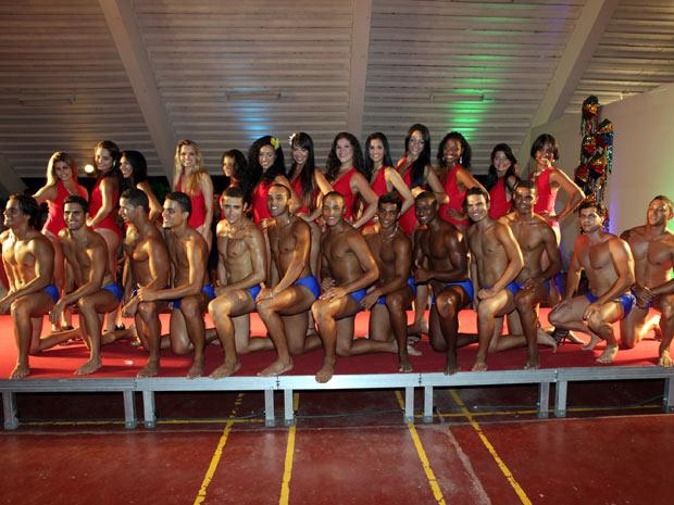 Ao todo, 13 mulheres e 13 homens foram escolhidos para a etapa final; eliminatória teve 209 candidatos - Crédito: Foto: Divulgação/Marcelo Lyra