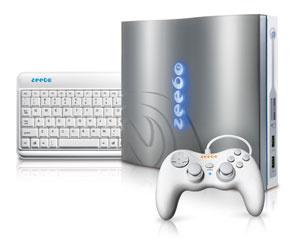 Zeebo é relançado com teclado e acesso à internet. - Crédito: Foto: Divulgação