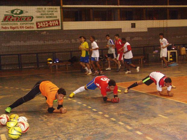Aefa acredita na torcida para apoiar o grupo nesse primeiro desafio do clube deste ano - Crédito: Foto: Divulgação