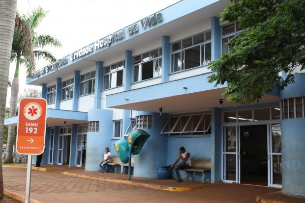 Profissionais sugerem readequação do Hospital da Vida para aumentar o número de leitos - Crédito: Foto: Hédio Fa-zan/PROGRESSO