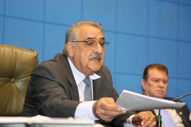 Jerson Domingos vai solicitar a indicação dos membros das comissões - Crédito: Foto : Divulgação