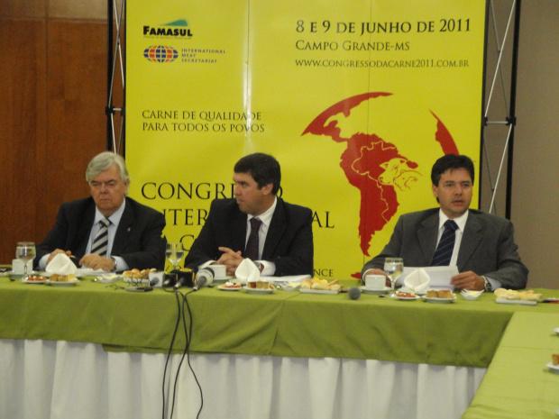 Antenor Nogueira, , Eduardo Riedel Ademar Silva Júnior - Crédito: Foto: Divulgação
