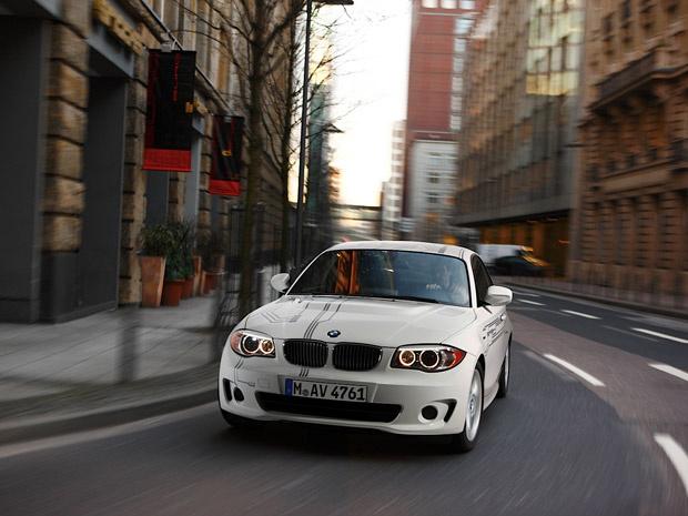 BMW ActiveE será testado por clientes selecionados - Crédito: Foto: Divulgação