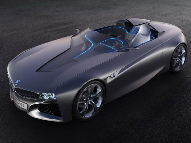 BMW ConnectedDrive Vision traz novo conjunto de interatividade entre o motorista e o carro - Crédito: Foto: Divulgação