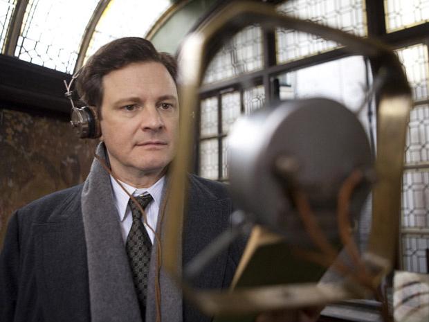 Colin Firth em cena de \'O discurso do rei\' - Crédito: Foto: Divulgação/Divulgação