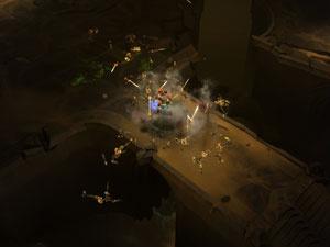 \'Diablo III\' é um dos games da Blizzard mais aguardados pelos fãs - Crédito: Foto: Divulgação