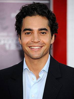 O ator Ramon Rodriguez - Crédito: Foto: AFP