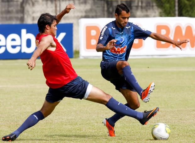 Pablo, volante do Cruzeiro - Crédito: Crédito: Washington Alves/VIPCOMM