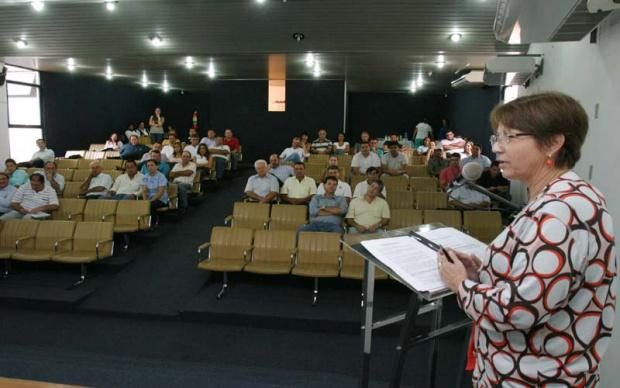 Lançamento reuniu produtores, representantes de indústrias do setor e autoridades - Crédito: Foto : Dunga