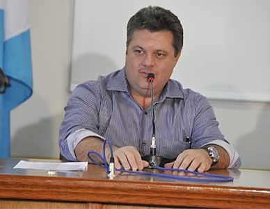 Krug diz que financiamento da saúde é antiga reivindicação até hoje sem resposta - Crédito: Foto : Divulgação