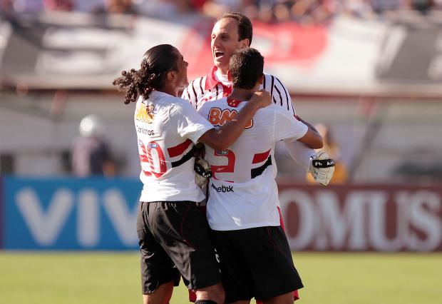 Rogério Ceni, goleiro e capitão do São Paulo - Crédito: Crédito: Wander Roberto/VIPCOMM