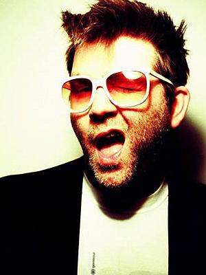O cantor James Murphy, do LCD Soundsystem  - Crédito: Foto: Divulgação