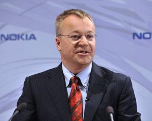 Stephen Elop, novo presidente da Nokia  - Crédito: Foto: Lehtikuva/AP