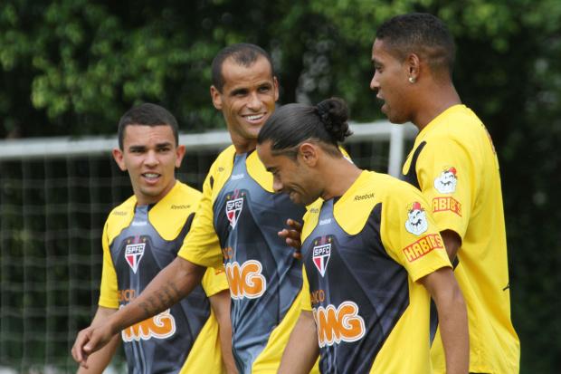 Equipe do São Paulo Futebol Clube - Crédito: Crédito: João Neto/VIPCOMM