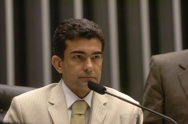 Marçal Filho discursa no grande expediente da Câmara: semana intensa em Brasília - Crédito: Foto: Divulgação