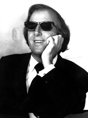 O pianista George Shearing, em 1972 - Crédito: Foto: Reuters