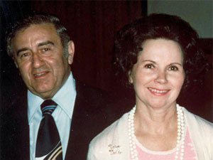 Jerry e Joanne Siegel - Crédito: Foto: Alan Light/Wikimedia