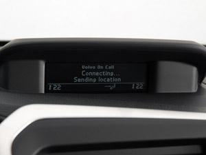 Volvo On Call étraz um novo conceito de sistema de segurança - Crédito: Foto: Divulgação