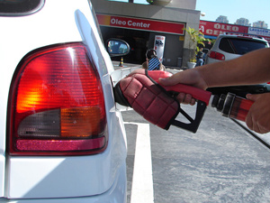 Consumo de combustível em 2010 bateu recorde  - Crédito: Foto: Paulo Piza/ G1