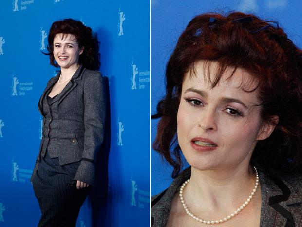 Helena Bonham Carter lança nesta quarta-feira - Crédito: Foto: AP
