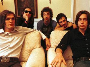 O quinteto Strokes - Crédito: Foto: Divulgação/Myspace do Artista