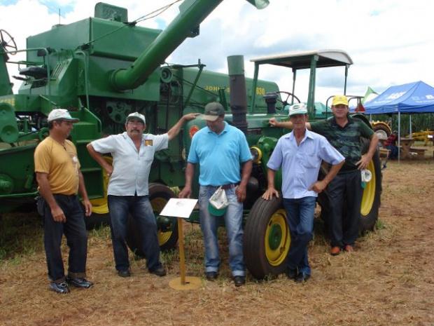 O Showtec é dirigido a produtores rurais de toda a região do Estado - Crédito: Foto  : Divulgação