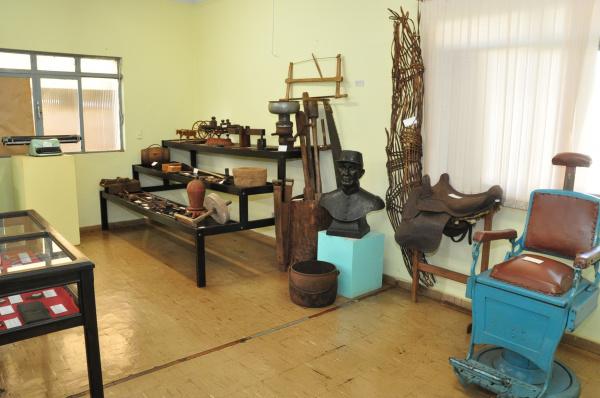 Museu de Dourados terá versão na internet Crédito: A. Frota -