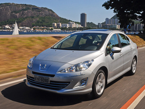Peugeot 408 - Crédito: Foto: José Mario Dias/ Divulgação