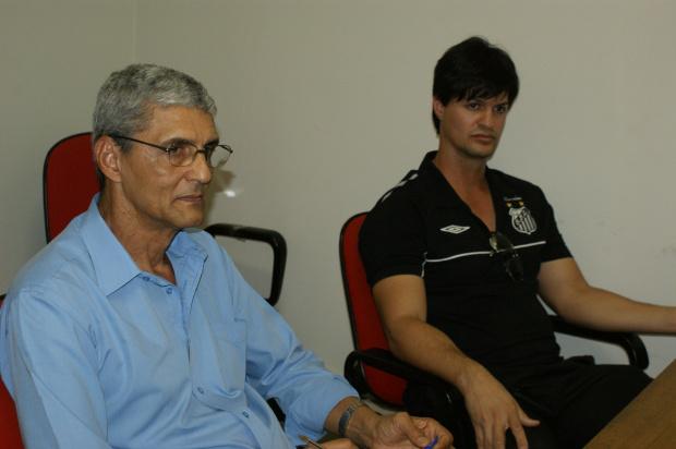 Jean Gomes, que será o gerente da Unidade Pantanal do Santos em Dourados aposta no diferencial - Crédito: Foto :  Hédio Fazan/PROGRESSO