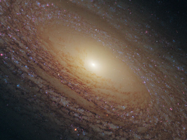 Uma nova imagem divulgada pela agência espacial norte-americana - Crédito: Foto: Nasa / ESA