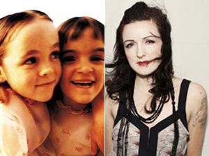 """Foto da capa do disco \""""Siamese dream\"""", de 1993, e Nicole em 2010 - Crédito: Foto: Divulgação"""