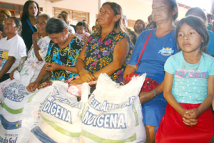 Serão beneficiadas 15 mil famílias de 75 aldeias do Estado - Crédito: Foto: Hédio Fazan/PROGRESSO