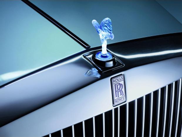 Teaser Rolls-Royce 102EX - Crédito: Foto: Divulgação