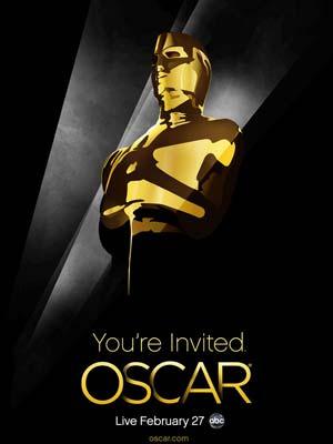 Pôster oficial do Oscar 2011 - Crédito: Foto: Divulgação