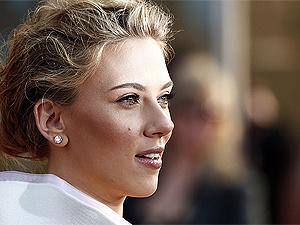 A atriz Scarlett Johansson - Crédito: Foto: Matt Sayles/AP