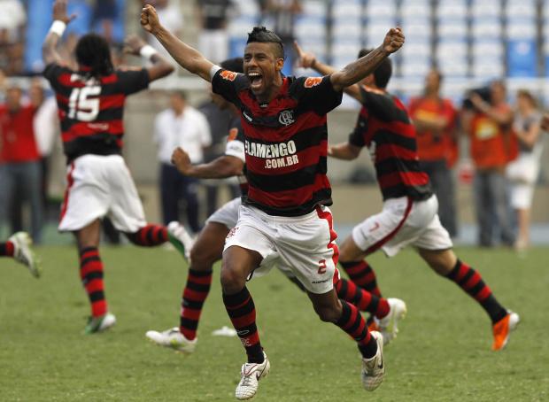Equipe do Flamengo - Crédito: Crédito: Maurício Val/VIPCOMM