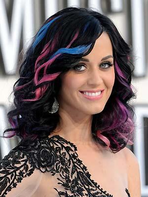 A cantora Katy Perry - Crédito: Foto: AP