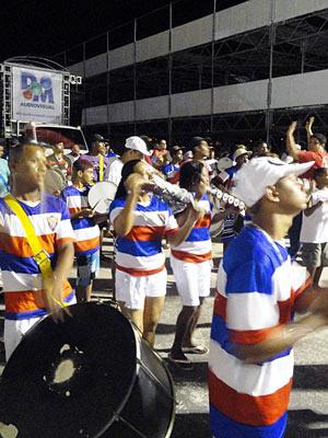 Escolas dos grupos especial e de acesso já começaram os ensaios técnicos em Vitória  - Crédito: Foto: Divulgação/Secretaria de Cultura de Vitória