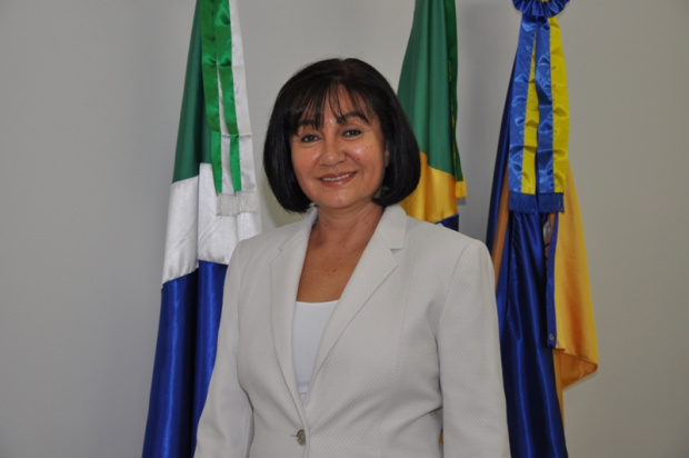 Com decisão do TJ, a vereadora Délia Razuk continuará na presidência da Câmara - Crédito: Foto: Hédio Fazan/PROGRESSO