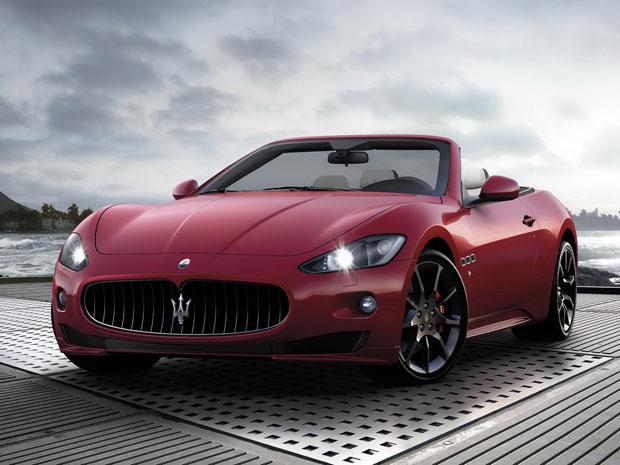 Maserati GranCabrio Sport será apresentada no Salão de Genebra - Crédito: Foto: Divulgação