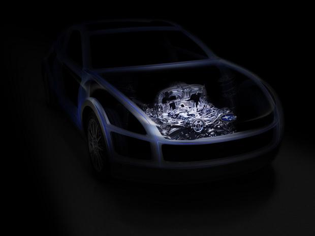 Subaru Boxer Sports Car Architecture - Crédito: Foto: Divulgação
