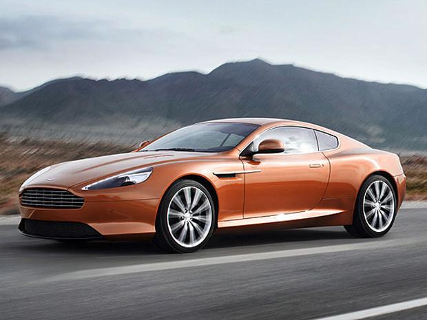 Aston Martin Virage - Crédito: Foto: Divulgação