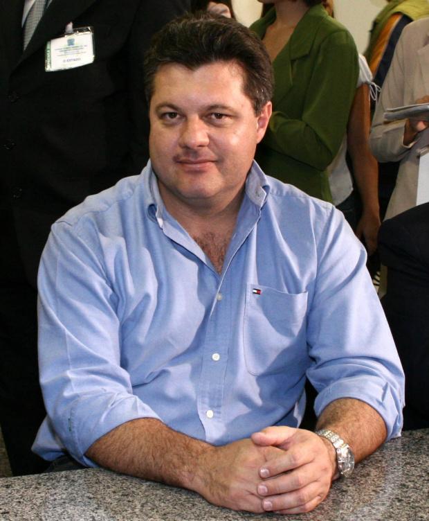 Krug concede entrevista à TV Morena e fala sobre reajuste do salario mínimo - Crédito: Foto : Chico Ribeiro