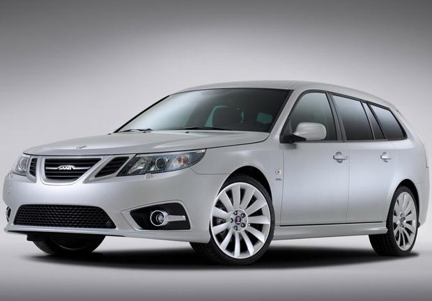 Saab renova a gama 9-3 - Crédito: Foto: Divulgação