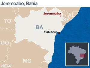 Acidente com ônibus de banda mata um na Bahia, diz polícia -
