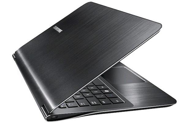 Notebook da Samsung de 13,3 polegadas pesa 1,3 quilos - Crédito: Foto: Divulgação